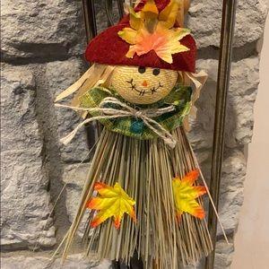 Scarecrow Broom💕